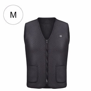 Heated Hunting Vest Just For You - M - Heated Vest