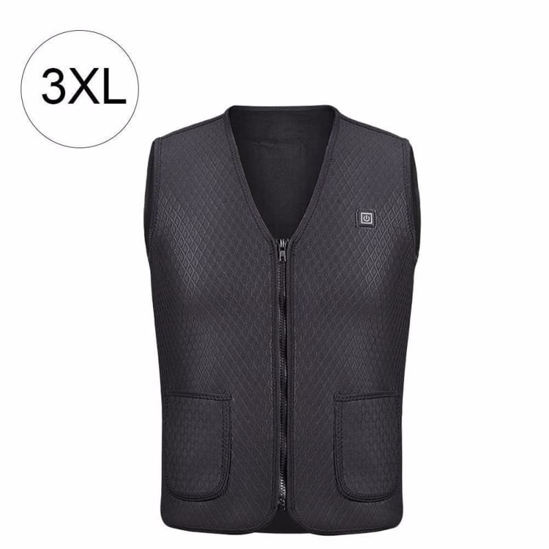 Heated Hunting Vest Just For You - XXXL - Heated Vest