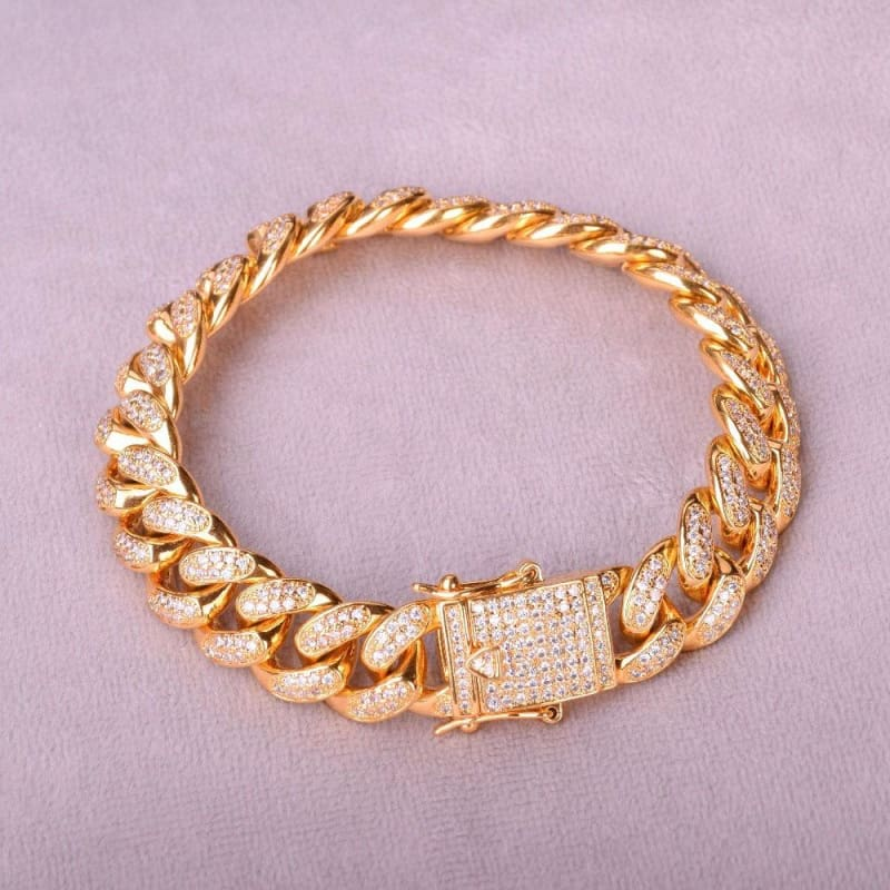 Hip hop Bracelet Just For You - Chain & Link Bracelets