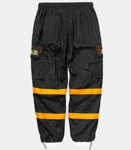 Hip hop wind pants - black / L - Sweatpants