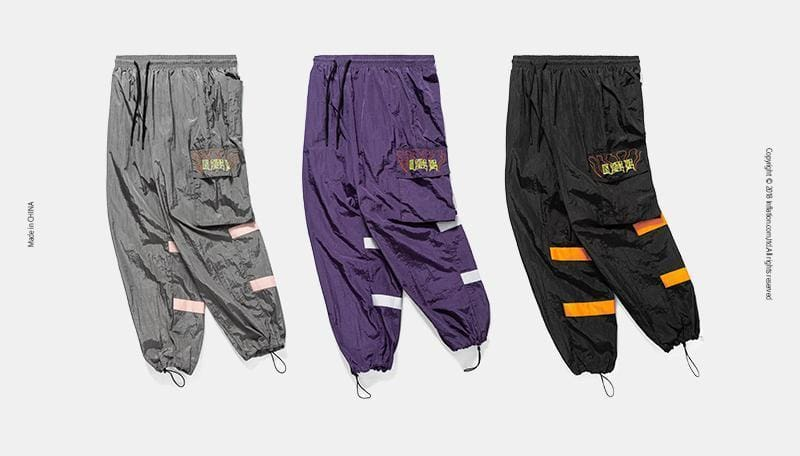 Hip hop wind pants - Sweatpants
