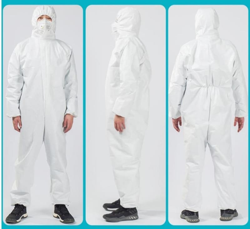 Reusable Isolation Suit Just For You - M - Protection Suit