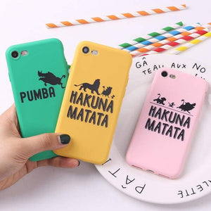 Lion King iPhone Case Cover - Fitted Cases