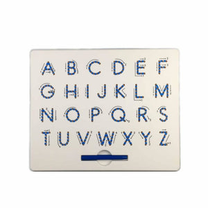 Magnetic alphabet learning board - Drawing Toys