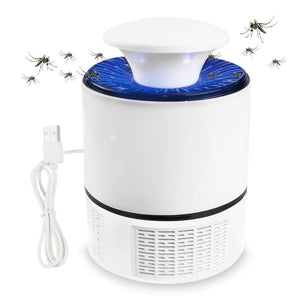 Mosquito Killer Lamp For Home - White - Mosquito Night Lights