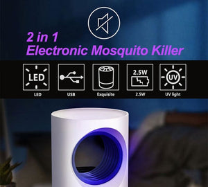 Mosquito Killer Lamp UV Night Light - 1pcs with plug - Mosquito Night Lights