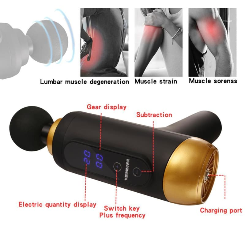 Muscle Relaxation Massager Just For You - Massager1