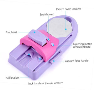 Nail polish stamper Just For You - Home