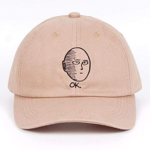 One Punch Man Cap Just For You - Mens Baseball Caps