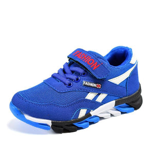 Outdoor Training Breathable Shoes For Summer - Blue / 1 - Sneakers