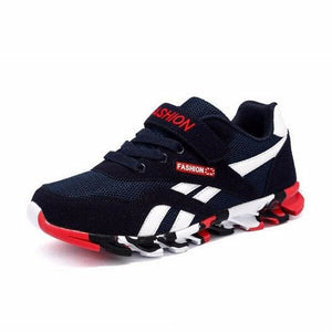 Outdoor Training Breathable Shoes For Summer - Navy Blue / 1 - Sneakers
