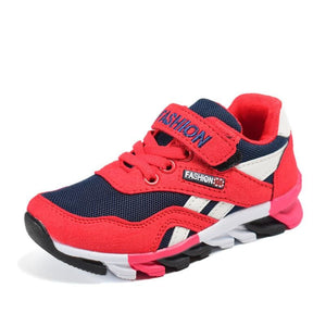 Outdoor Training Breathable Shoes For Summer - Red / 1 - Sneakers