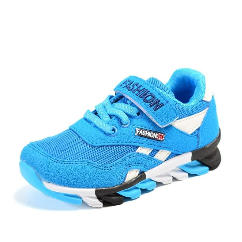 Outdoor Training Breathable Shoes For Summer - Sky blue / 1 - Sneakers