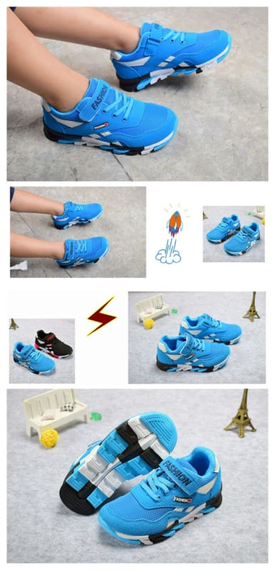 Outdoor Training Breathable Shoes For Summer - Sneakers