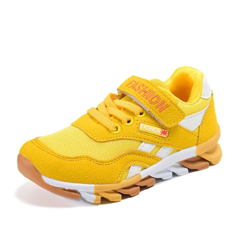 Outdoor Training Breathable Shoes For Summer - Yellow / 1 - Sneakers