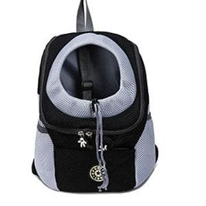 Pet Carrier Backpack - Black / 30x34x16 cm - Dog Carriers