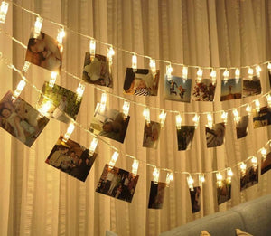 Photo String Lights Just For You - 1M 10LED - LED String