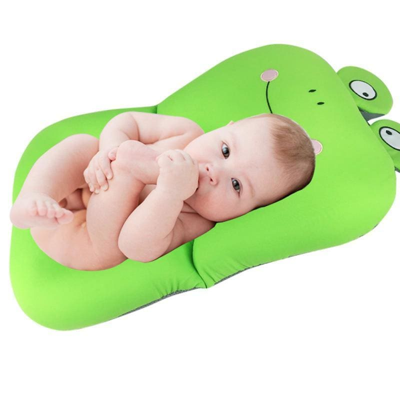 Portable Air Cushion Bed for Infant Bath - Baby Tubs