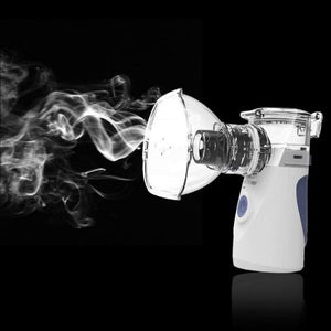 Portable nebuliser for kids - Steaming Devices