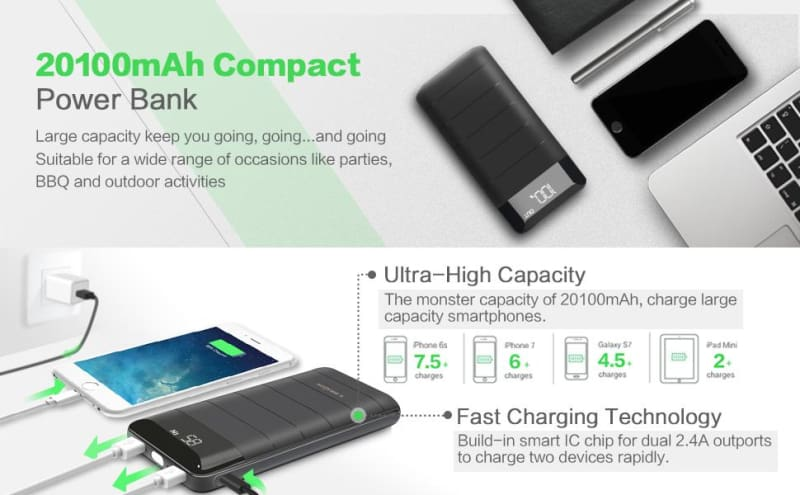 Power bank mobile phone battery - Power Bank