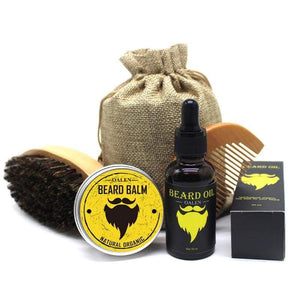 Premium beard kit Just For You - 30ml - Hair Loss Products