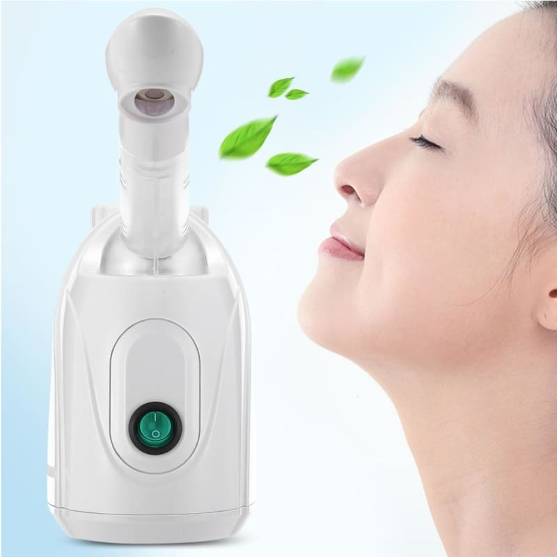 Professional Facial Steamer For Acne - White - Facial Steamer