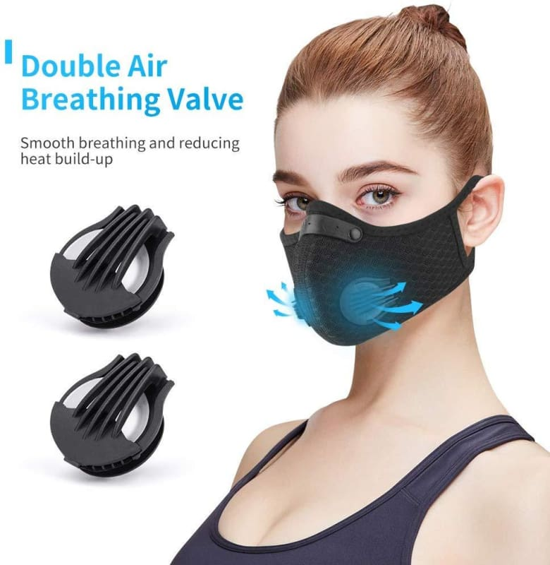 Respirator Mask Just For You - Filter Mask1