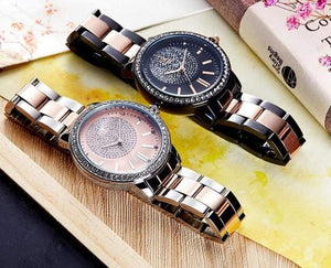 Rose Gold Watch Just For You - Womens Watches