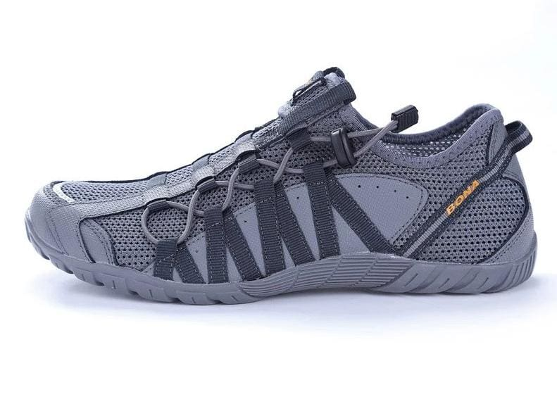 Running Shoes Sneakers - DARK GREY / 5.5 - Running Shoes Sneakers