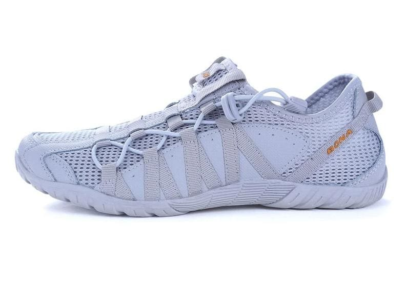 Running Shoes Sneakers - LIGHT GREY / 5.5 - Running Shoes Sneakers
