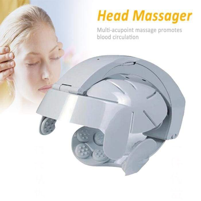 Scalp Hair Messager Just For You - head scalp massager