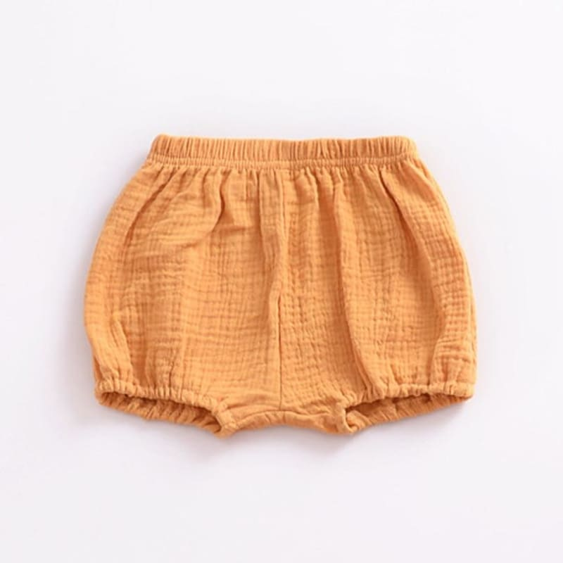 Shorts linen for baby - H / 6M - Shorts