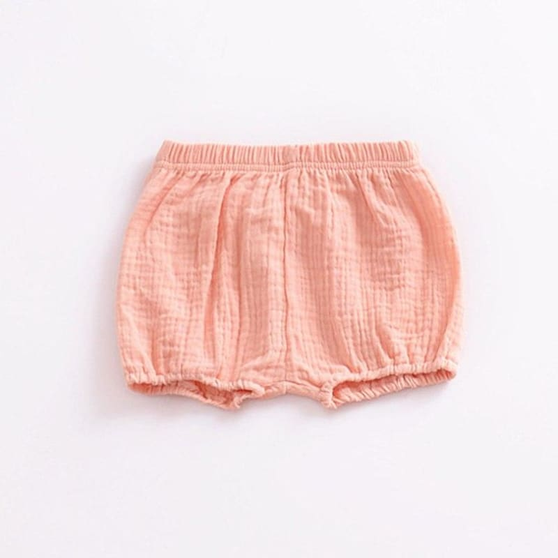 Shorts linen for baby - J / 6M - Shorts