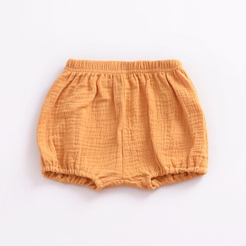 Shorts linen for baby - Shorts