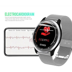Smart Watch ECG + PPG Just For You - Smart Watches1