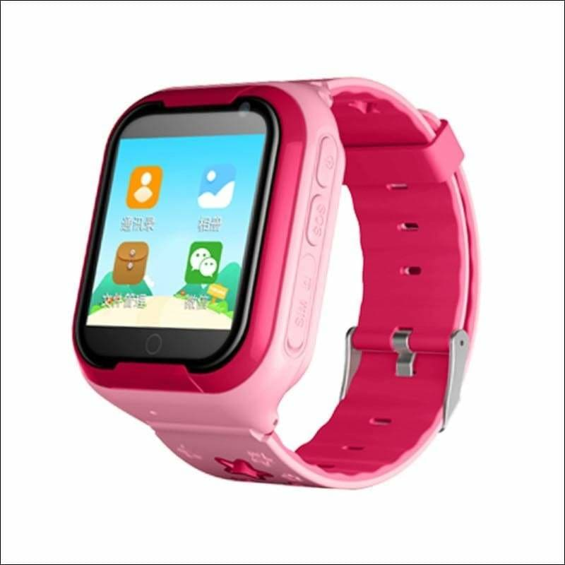 Smart Watch For Kids With 4G GPS Wifi Tracker - Smart Watches
