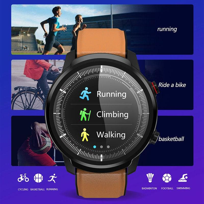 Smart Watch Waterproof Activity Tracker - Smart Watches1