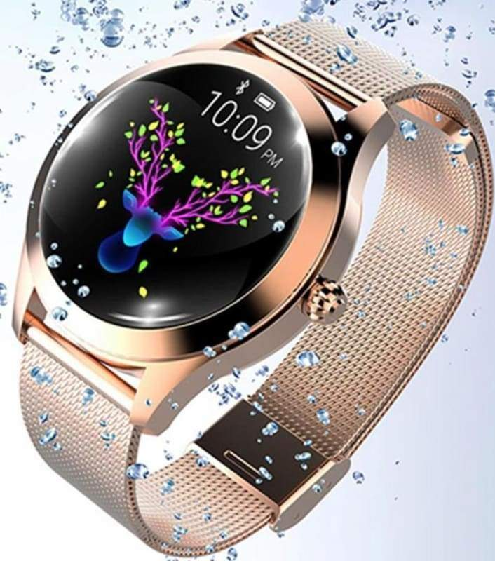 Smart Watch Women Best Gift For You - silver steel / no retail box - Smart Watches