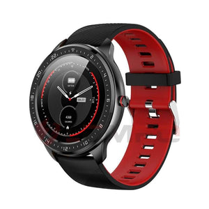 Smartwatch Fitness Tracker Just For You - red - Smart Watches1