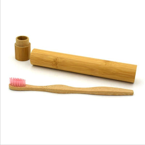Soft bamboo toothbrush - Toothbrushes