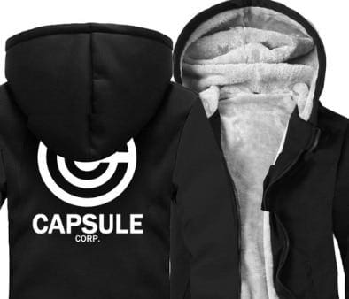Sportswear hoodies Just For You - black white / S - Jackets