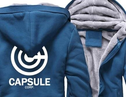 Sportswear hoodies Just For You - blue white / S - Jackets