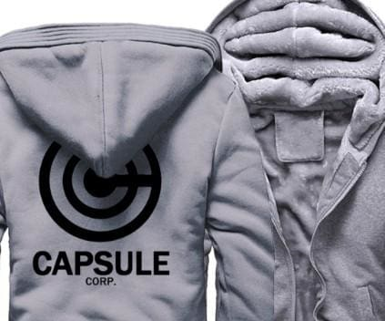 Sportswear hoodies Just For You - gray black / S - Jackets