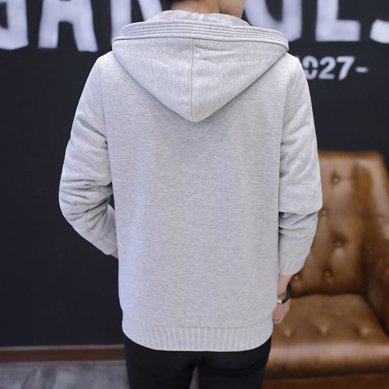 Sportswear hoodies Just For You - Jackets