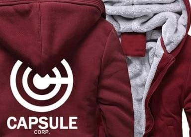 Sportswear hoodies Just For You - red white / S - Jackets