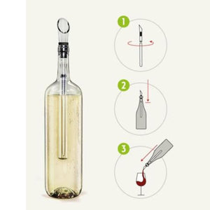 Stainless Wine Stick Just For You - Wine Coolers & Chillers