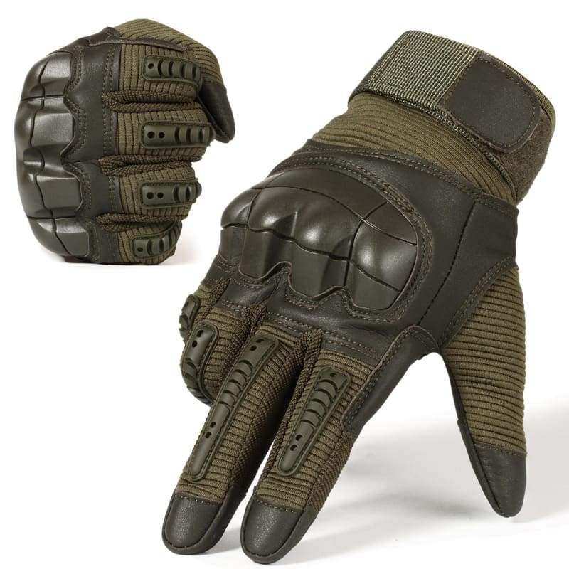 Tactical Gloves Just For You - Green / L - Mens Gloves