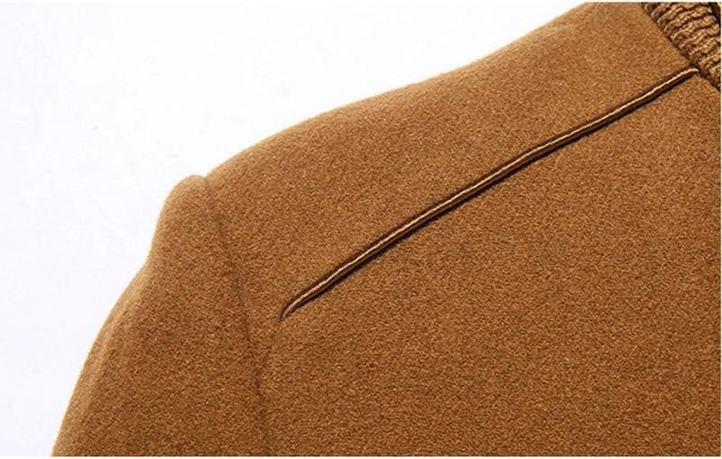 Thicker Mens Trench Coats - Wool & Blends