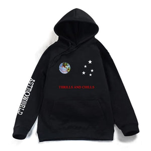 Thrills and Chills hip hop hoodies - Hoodies & Sweatshirts