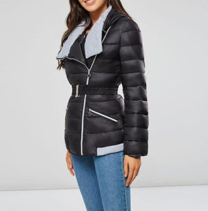 Ultra Light Hooded Jacket - Parkas